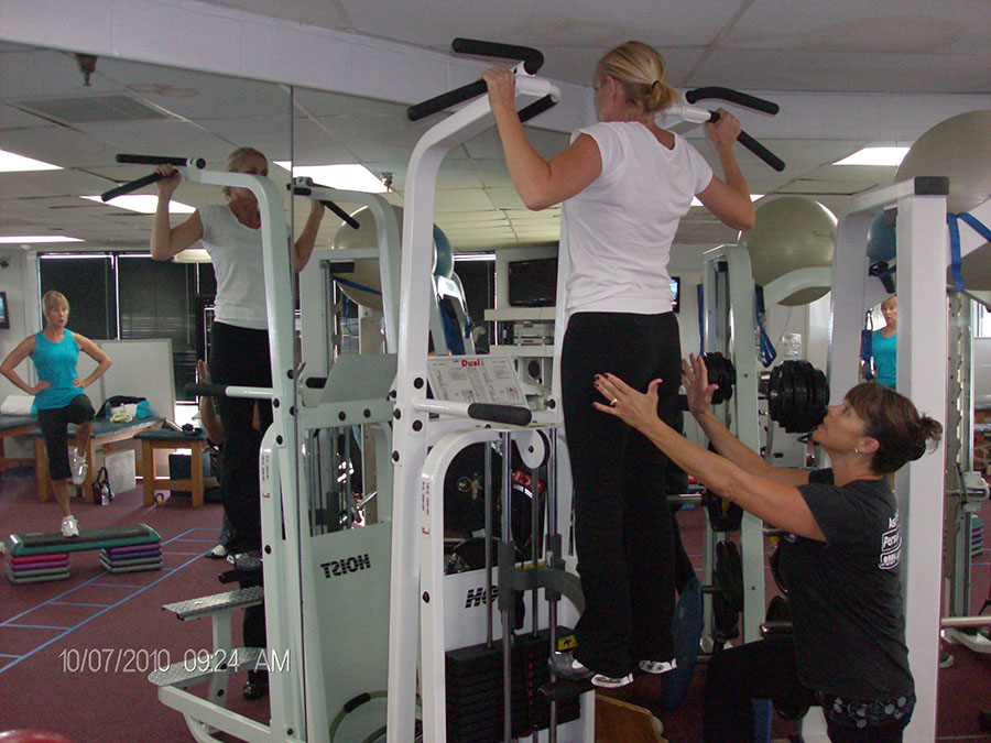 Small Group Personal Training…