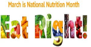 March National Nutrition Month Stacyrae Oc Fitness Mama